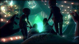 День похищения инопланетянами